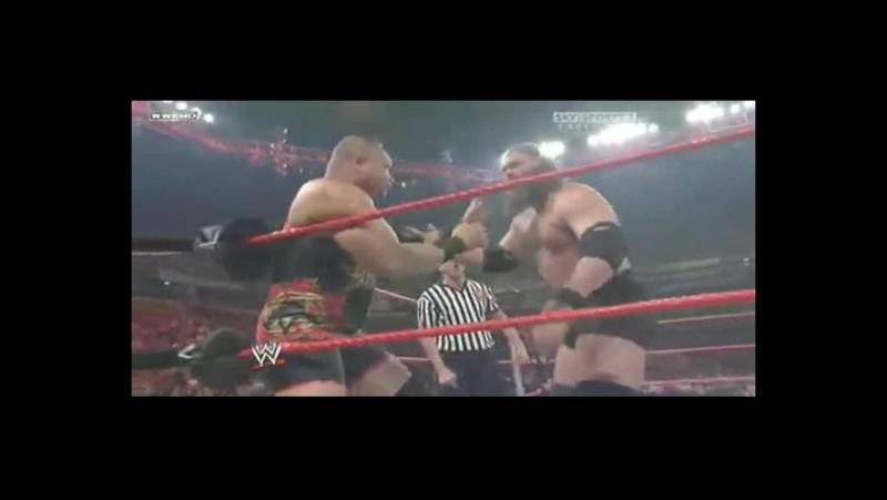 WWE Mike Knox Vs Dlo brown 10.11.2008(Комментирует 11DeadFace)10