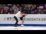 Final Grand Prix 2016. Ice Dance - FD. Ekaterina BOBROVA / Dmitri SOLOVIEV