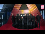 161116 [Asia Artist Awards] EXO win