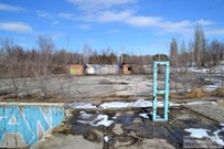 06 апреля 2014 - Заброшенная танцплощадка Пятак в Тольятти