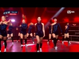 [Perf] Kim Chungha - Dance Performance (160810 Mnet Hit The Stage)