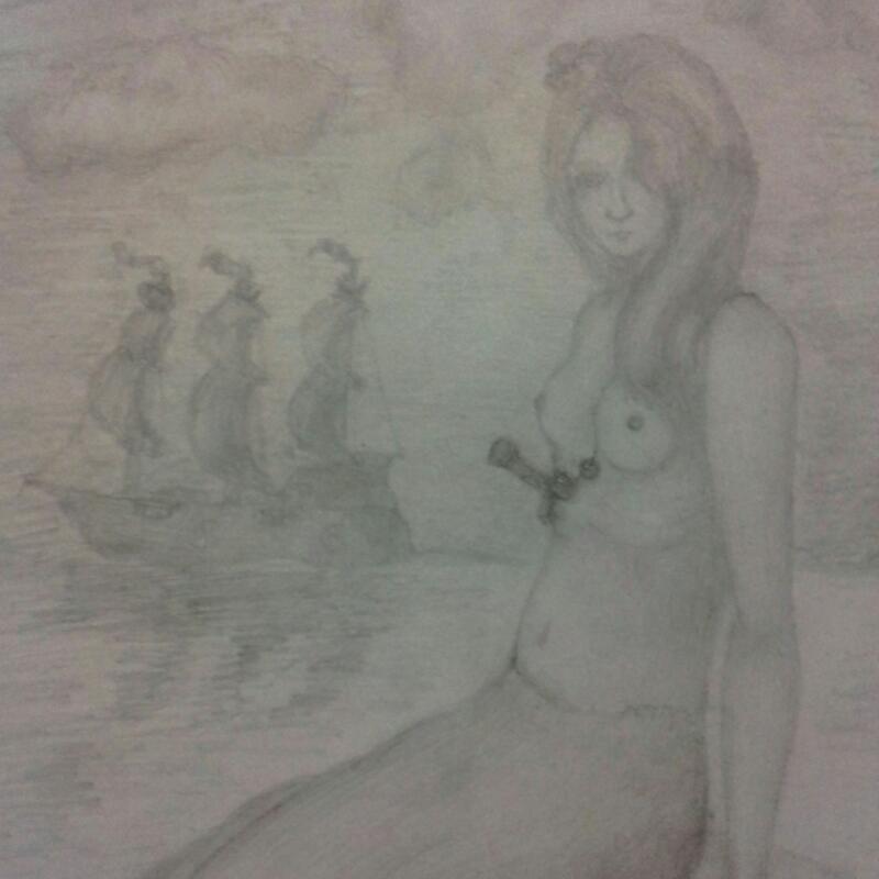 Горечь девы морской