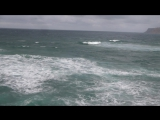 Атлантический океан. Мыс Рокк. Португалия.
