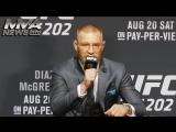 Лучшие моменты с пресс-конференции Конора Макгрегора после боя с Нэйтом Диазом UFC 202