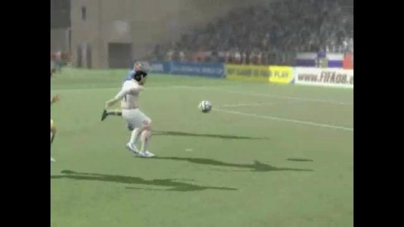FIFA08 Трейлер
