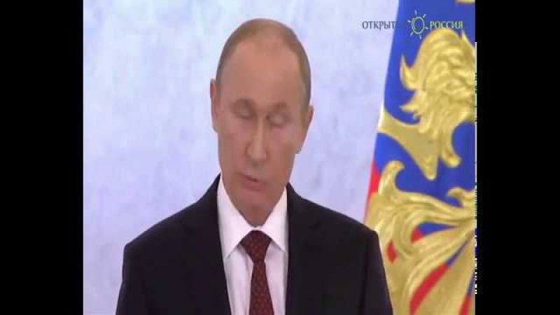 Как в Сибири Путина выставили дебилом. Путинская Россия