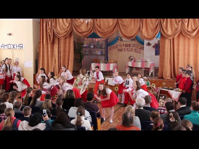 Сорочинская ярмарка акт 1