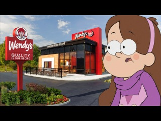 |YTP| Mabel Goes To Wendy's