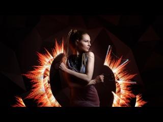 Пиксельные веера, демонстрационное видео.