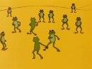 Grindcore frogs