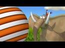 Cartoon Gazoon | Мультфильм Газун - Out of breath | Глубокий вдох - Cartoons For Children