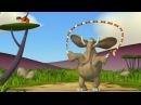 Cartoon Gazoon | Мультфильм Газун - Aerobics | Аэробика - Cartoons For Children