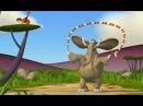 Cartoon Gazoon   Мультфильм Газун - Aerobics   Аэробика - Cartoons For Children