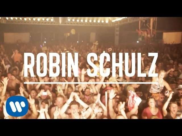Robin Schulz @ Nature one (Throwback)