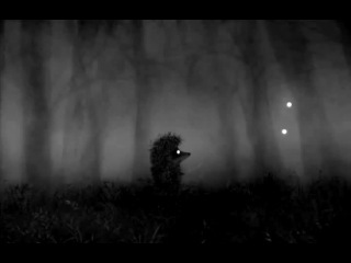 Hedgehog in the Fog (Limbo Game Visual Style) · #coub, #коуб