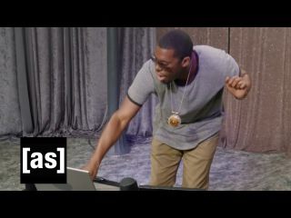 Flying Lotus | The Eric Andre Show | Adult Swim