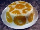 Желейный торт с фруктами (без выпечки) / Пошаговый рецепт