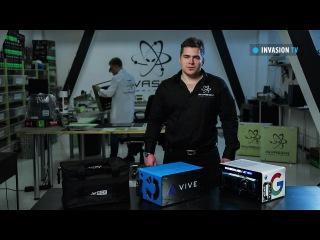 INVASION Labs за 60 секунд: JET BOX для HTC, INTEL и GOOGLE