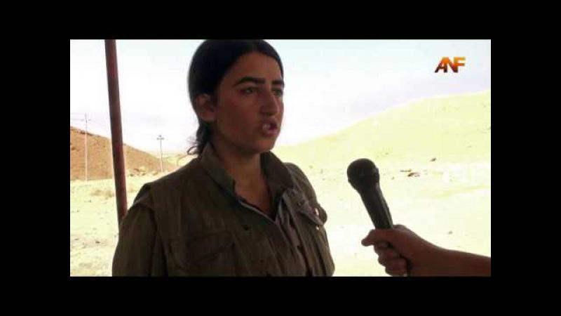 22 10 2016 Maxmur Faraşîn Rojava 1