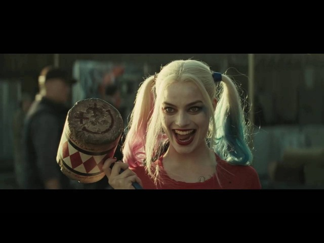 Skillet - The Resistance Suicide Squad Music Video