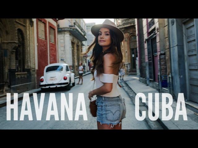 TRAVEL VLOG: HAVANA, CUBA Tips Advice!