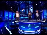 Барселона - ПСЖ 6:1 / Реакция Линекера, Фердинанда, Джеррарда и Оуэна на победный гол