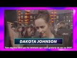 LEGENDADO Dakota Johnson e James Foley falam sobre a cena da mesa de sinuca