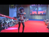 Легендарный Косплей Kill la Kill, Ryuko Matoi от Кристина Финк (полная версия)