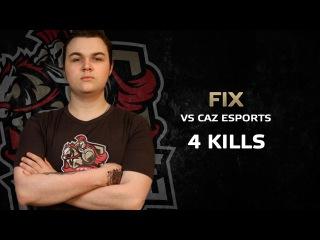 Quad-kill by Empire.fix vs CAZ Esports @ ESEA Premier League