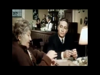 Шахматы в сериале 17 мгновений весны (1973, цвет)