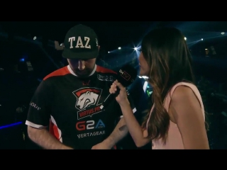 Virtus.pro чемпионы DreamHack Masters Las Vegas 2017