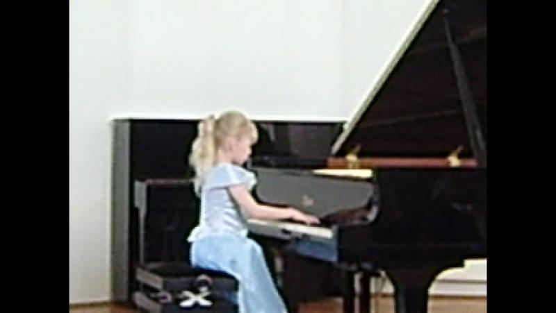 VIII Международный юношеский конкурс пианистов Баренц-региона им.Г.Вавилова.