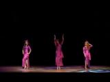 Amira, Nadiya i Patrycja - Pop Baladi - Pustynne Tajemnice 06.2016 1991