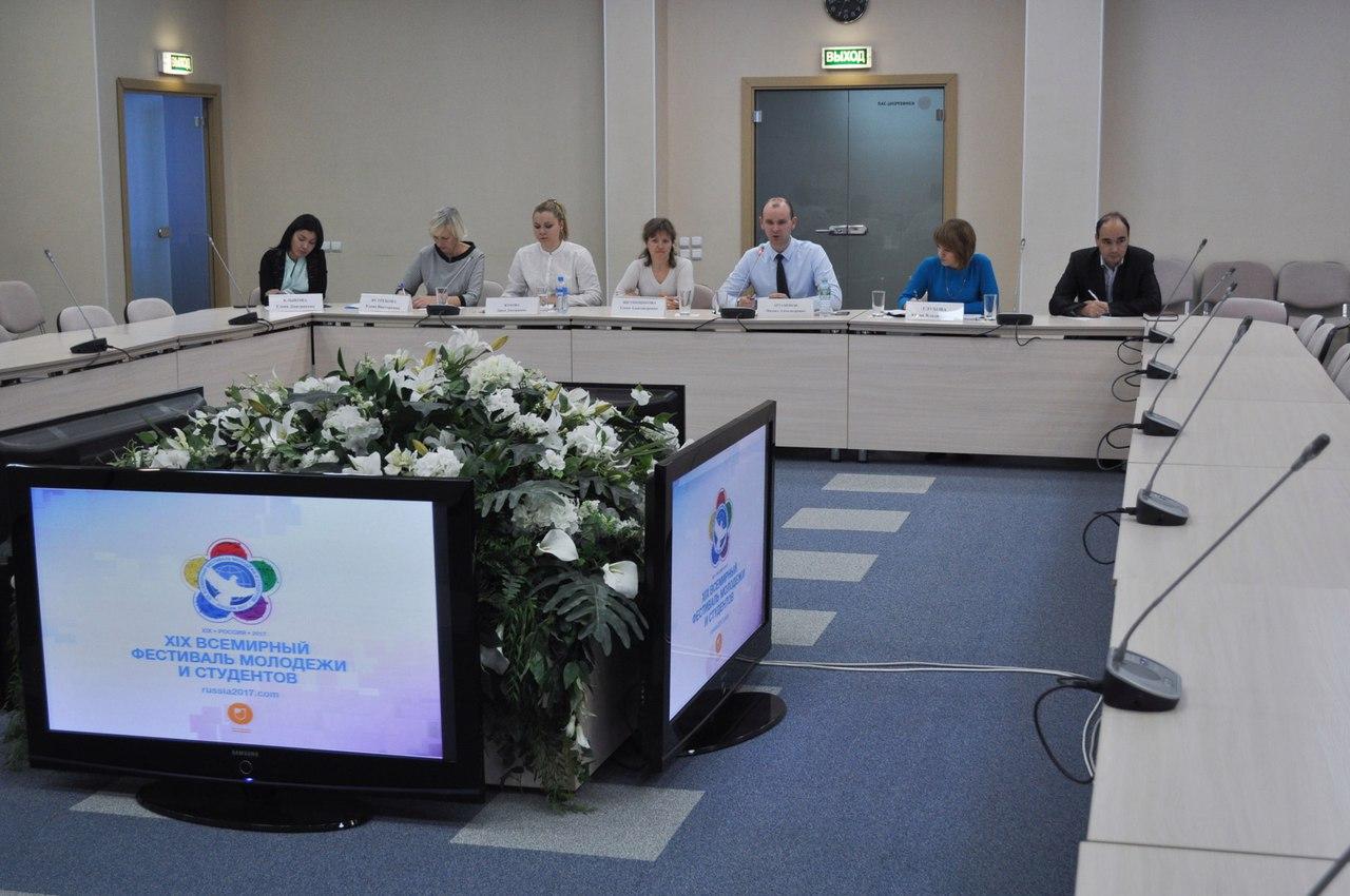 Молодежь районов пригласили в новый созыв молодежного парламента и Всемирный фестиваль молодежи и студентов в Сочи