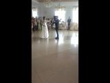Перший танець Христини та Володимира❤👰