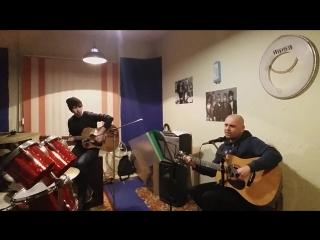 Alex Clare - too close (acoustic cover)