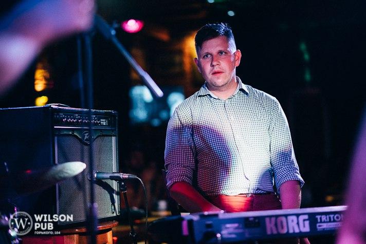 03.10 Organ Trio Ильи Филиппова в Wilson Pub!