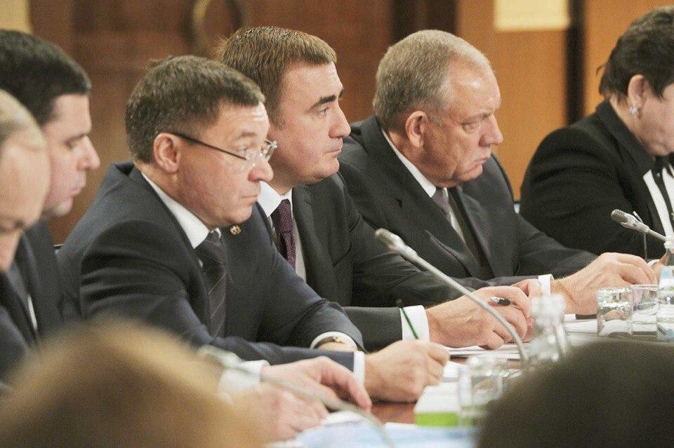 Для повышения инвестиционной привлекательности субъектов РФ