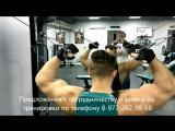 IFBB PRO Vladimir Agrinskiy -