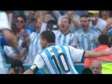 ТОП-10 мячей Месси за сборную Аргентины