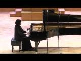 Ф. Шуберт Соната № 13 ля мажор, соч. 120, исп. Элисо Вирсаладзе (фортепиано)