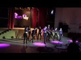 2 место Lady Dance продвинутые! No diggity. DanceWay