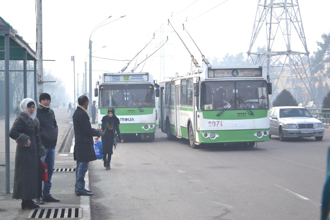 В столице введены новые троллейбусные  маршруты