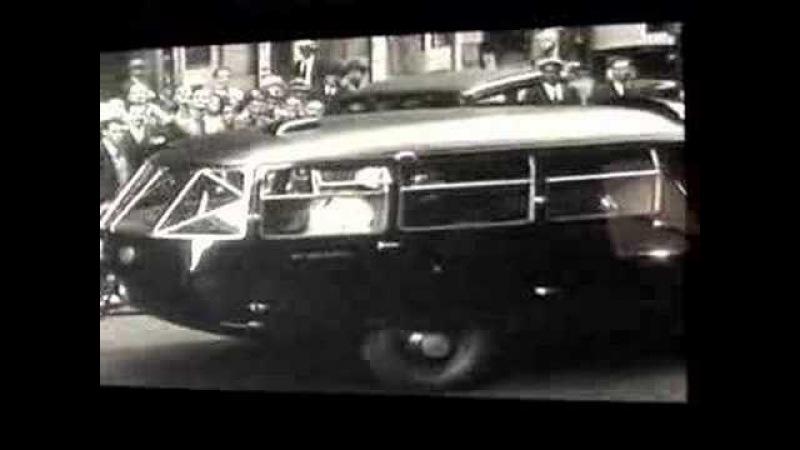 Buckminster Fuller's Dymaxion Car