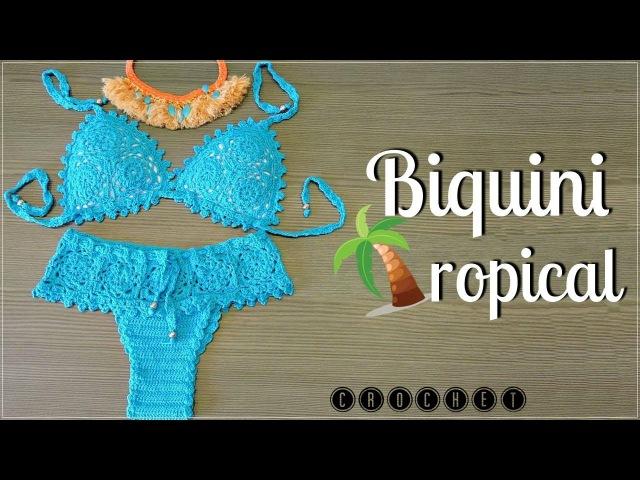 BIQUINI TROPICAL-PARTE I/DIANE GONÇALVES