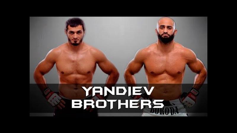 Abukar and Adam Yandiev MMAHIGHLIGHTS