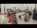 Танцуют женщины.Цыганская свадьба. Миша и Русалина.