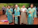 Епископ Елисей совершил молебен с чтением акафиста на месте явления Урюпинской иконы Божией Матери.