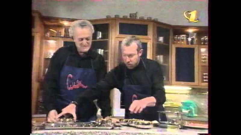 Смак (ОРТ, 1999) Илья Резник
