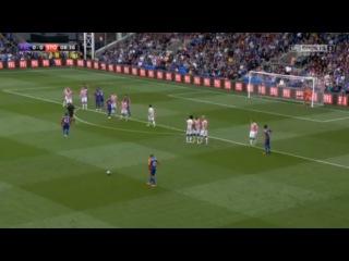 Кристал Пэлас - Сток Сити 4-1 (18 сентября 2016 г, Чемпионат Англии)